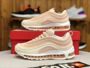 Nike Air Max 97 GUAVA ICECRIMSON TINT SAIL SUMMIT WHITE