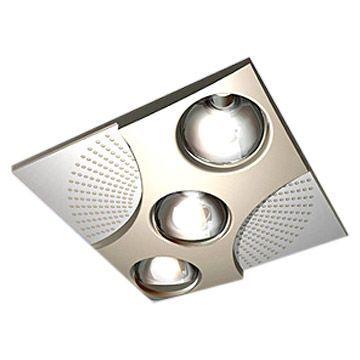 Bathroom Heater Fan Light, Bathroom Vent Heater