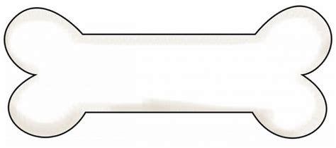 Dog Bone Template Printable Christmas Dog Clip Art Dog Bone Image
