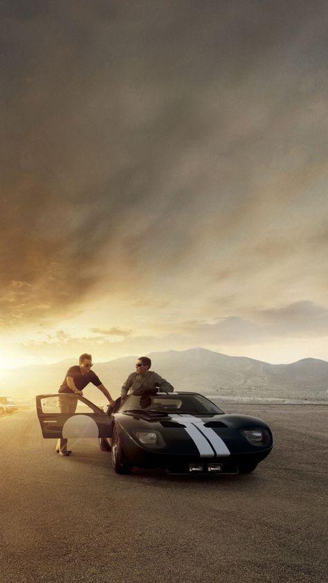 Ford V Ferrari Movie Mobile Wallpaper Iphone Android Samsung