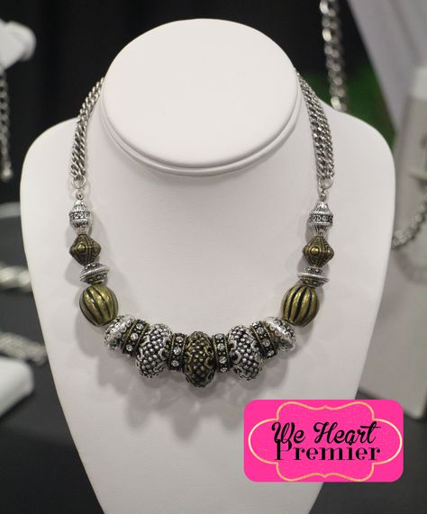 Isabella necklace #PDstyle