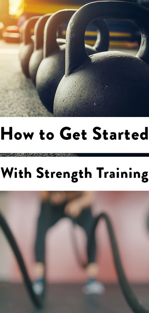 How to Get Started with Strength Training