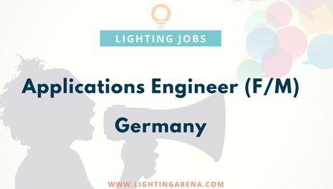 Lighting Sales Manager u2013 High End Decorative Lighting - Australia - application engineer job description