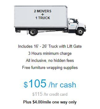 Movers Los Angeles Moving Company Local Movers Movers