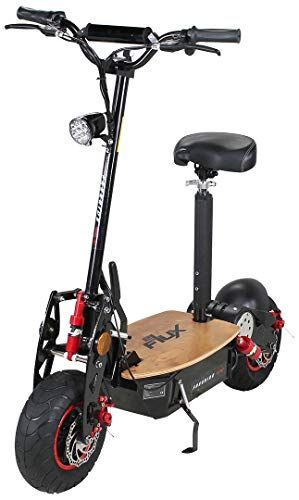 Eflux Freeride Pro Elektroroller Scooter 1600 Watt Moto Https Amzn To 2wgdgvi Elektroroller Roller E Fahrrad