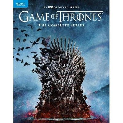 Game Of Thrones The Complete Series Blu Ray Digital In 2021 Hbo Original Series Watch Game Of Thrones Game Of Thrones