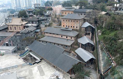 archdaily.com Forbidden City College, Chongqing / Atelier FCJZ ArchDaily 1.2m followers
