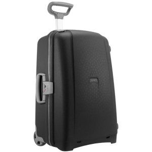 EU限定 サムソナイト フレームタイプ エアリス LLサイズ 78cm 118.5L 2輪 ブラック 大型 無料受託手荷物サイズ 長期旅行 スーツケース キャリーケース