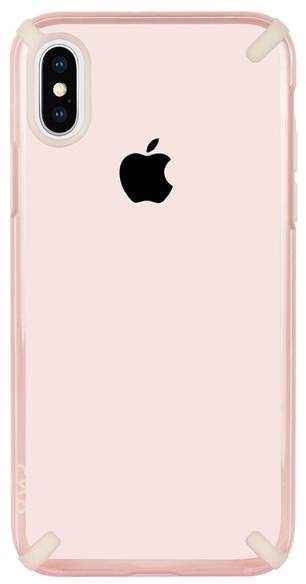 more photos 4d223 da4a5 CYLO Pink Sheer iPhone X Case #colorful#case#accessory | Color ...