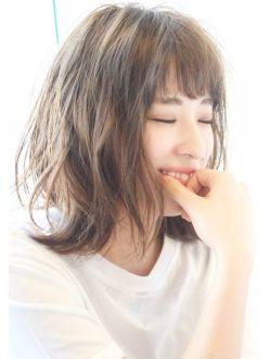 ヘア カタログ ミディアム 【2021春夏】今週1位のミディアムの髪型は?ヘアスタイルランキング|...