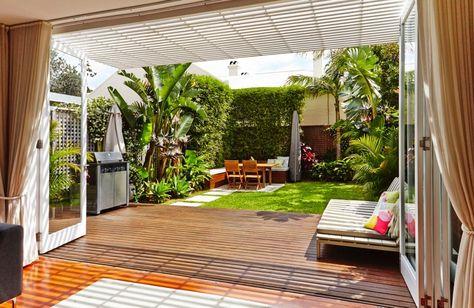 Bondi child friendly garden design