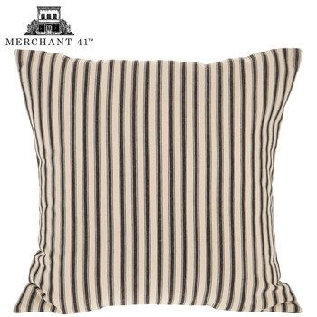 Pin By Samantha Johnston On Farmhouse Christmas Pillow Covers Stripe Pillow Ticking Stripe