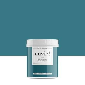Peinture Depolluante Mur Boiserie Radiateur Envie Bleu Des Lacs Velours 2 L Peinture Bleu Peinture Mur Et Velours