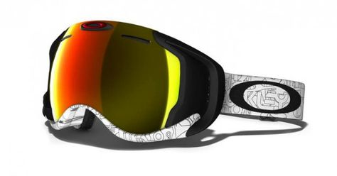 976c92334c490 High-tech Airwave ski goggles from Oakley bring augmented reality to the  slopes