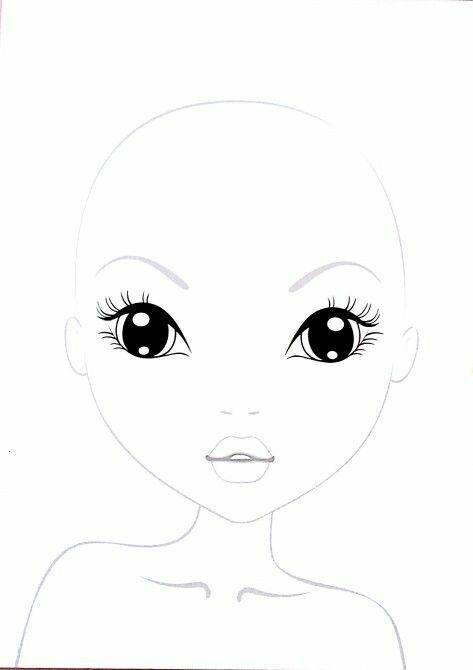 Pin Von Antje Krieger Auf Malen Handgefertigte Puppen Puppengesicht Augenzeichnungen