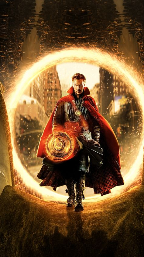 Movie, Doctor Strange, marvel, Benedict Cumberbatch, 1080x1920 wallpaper