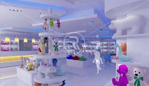 Retail Store Interior Design Firms Muscat | Real Visions Interiors Oman