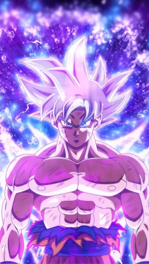 Goku Ultra Instinct Dragon Ball Super live wallpaper