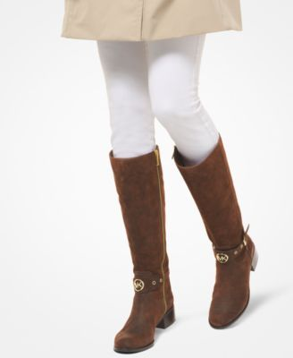 Michael Kors Heather Riding Boots