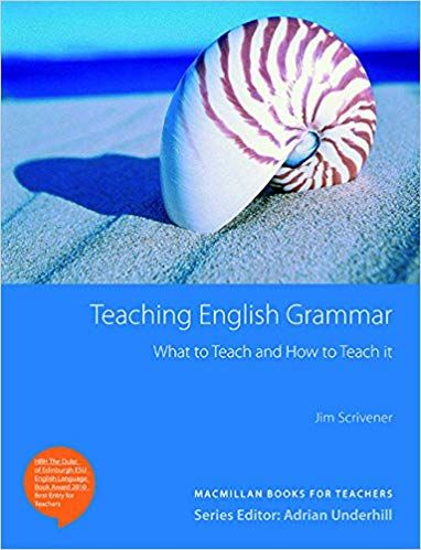 Teaching English Grammar: Jim Scrivener: 9780230723214