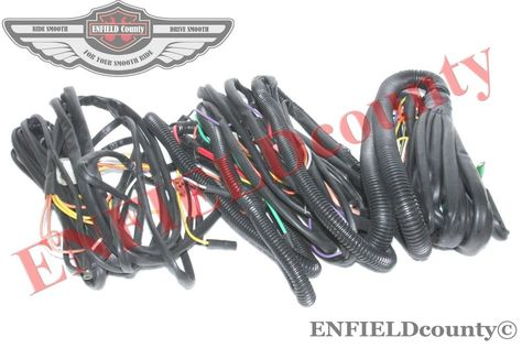 WIRING HARNESS LOOM EMBLY COMPLETE FOR JEEP DIESEL INTER ... on