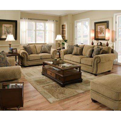 Bergin 2 Piece Living Room Set Living Room Sets Living Room