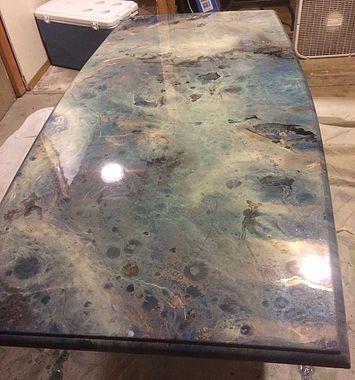 Stone Coat Countertops Great Resin Training Video Countertops
