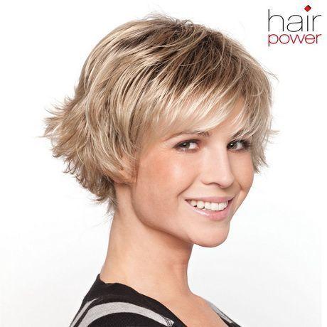 Damen Frisuren Kinnlang Stufig Frisuren Kinnlang Kurzhaarfrisuren Haarschnitt