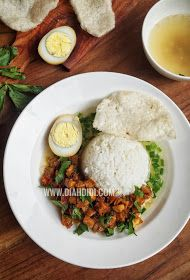 Diah Didi S Kitchen Nasi Bakmoy Plus Kekian Udang Resep Makanan Cina Fotografi Makanan Masakan Indonesia