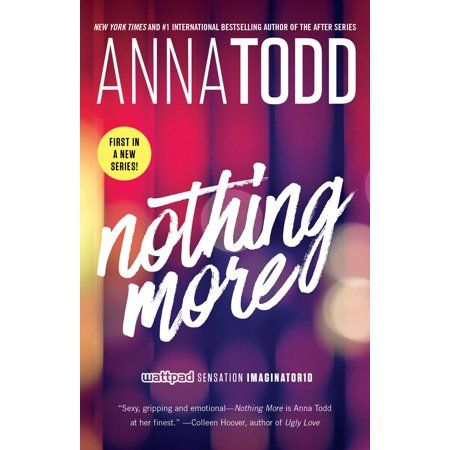 Nothing More Walmart Com In 2020 Audio Books Ebook Book 1