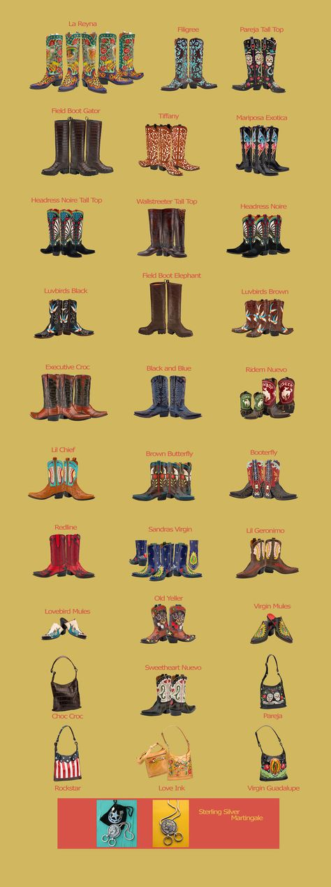 Rocket Buster Boots