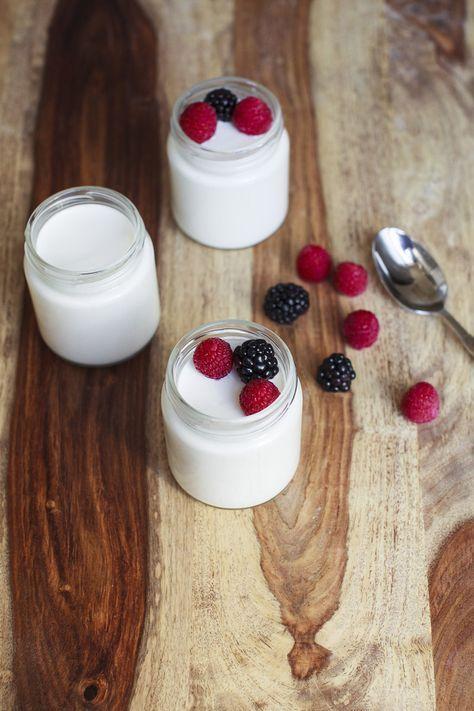 French Style Potted Yogurt Recipe No Boil Method Copycat Of La Fermiere Yogurt Recipe Instant Pot Yogurt Instant Pot Yogurt Recipe French Yogurt Recipe