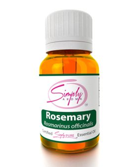 #Rosemary - digestive properties and for the alleviation of muscle pain. #SimplyAroma #EssentialOils #Health Rosemary, Herb