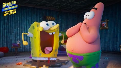 The SpongeBob Movie: Sponge on the Run Big Game Spot