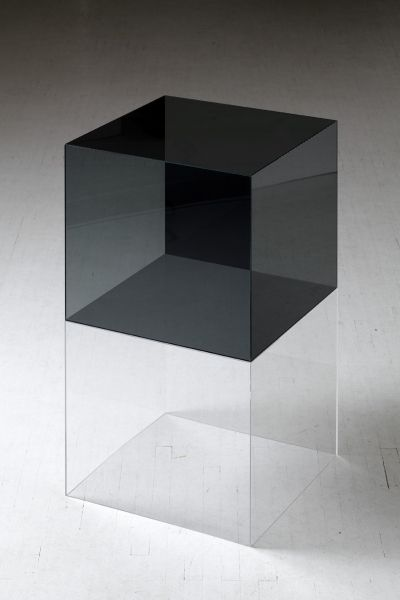 Glass Cube - Ebbe Stub Wittrup