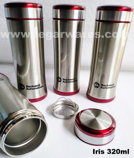 Distributor Dan Agen Jual Termos Air Minum Flask Iris Rockwell