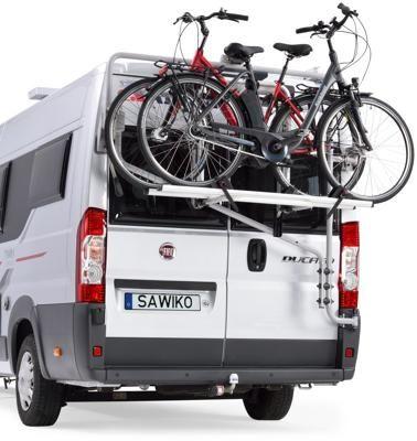Campingwagner Camping Campingzubehor Fahrradtrager Hecktrager Kfz Sawiko Futuro Elift Fahrradtrage