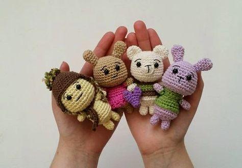 A[mi]dorable Crochet: Tiny Critter Patterns