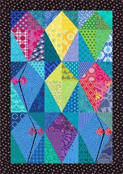 Kaleidoscopic Kites Downloads Doyoueq Com Quilts Kid Quilts Patterns Quilt Patterns