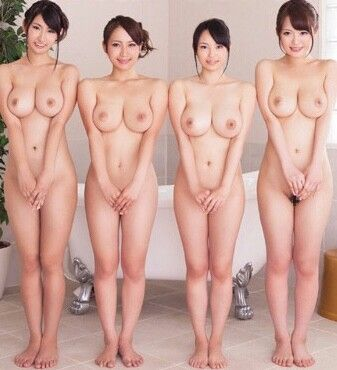 chinese-group-naked