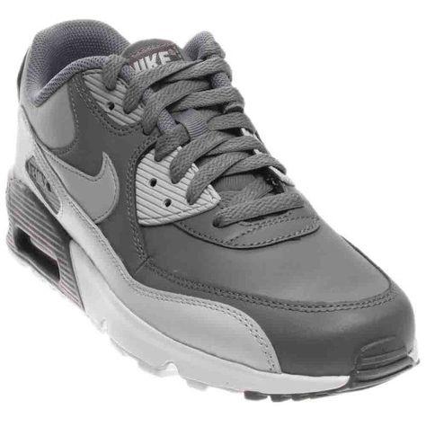 Nike Boys Air Max 90 LTR (Gs) Running