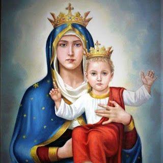 Christian Photo Library صور الملكة السيدة العذراء مريم Maria Mae De Jesus Imaculada Conceicao Nossa Senhora Do Perpetuo Socorro