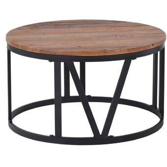 Deon Wheel Coffee Table Coffee Table Coffee Table Size Cool Coffee Tables