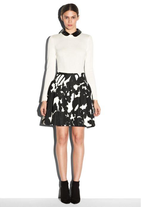 4510f2c2a9e KARINA SKIRT - Skirts and Shorts - Shop By Category MILLY NY ...
