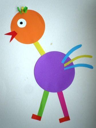 16 Inspirasi Cara Menggambar Hewan Dimulai Dari Angka Kerajinan Kelinci Kids Crafts Seni Kerajinan