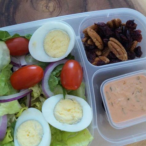 Lunch Para Los Cinco Dias De La Semana Receta Comida Para Llevar Al Trabajo Lunch Saludable Recetas Comida Saludable