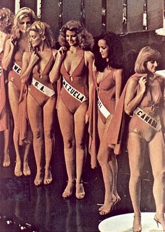 Pin On Miss Universe 1981