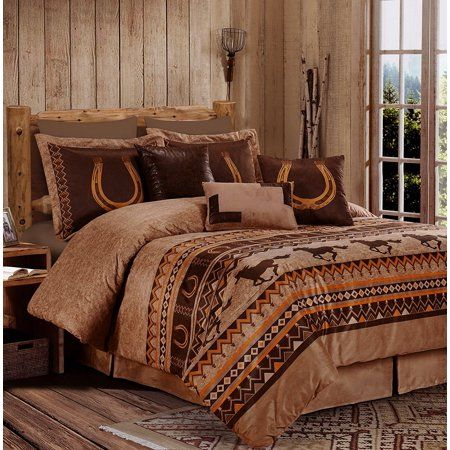 Home With Images Horse Comforter Sets Microsuede Bedding Comforter Sets
