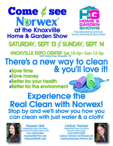 SH \ LN L2C KNXVL Invite Flyer Pix NORWEX Pinterest - new vistaprint norwex