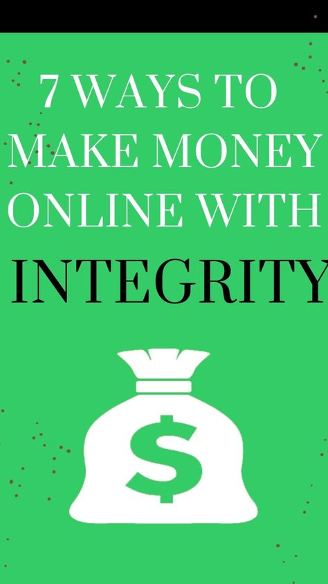 How to make money online tips